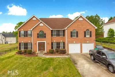Ellenwood Single Family Home New: 3981 Ambrose Ridge Ct