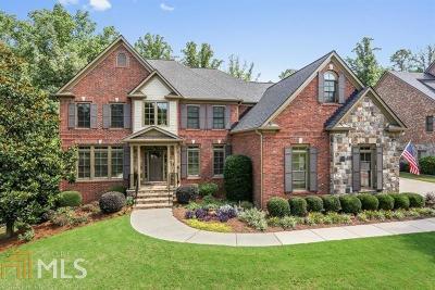 Marietta Single Family Home Under Contract: 2118 Ellis Farm Dr