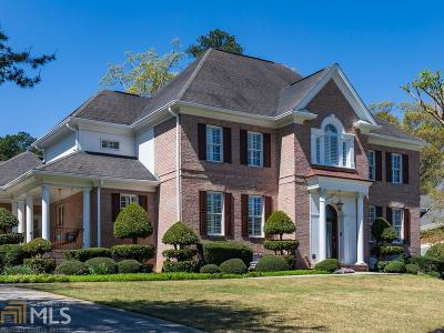 Snellville Single Family Home Under Contract: 1263 Kylemore Ln