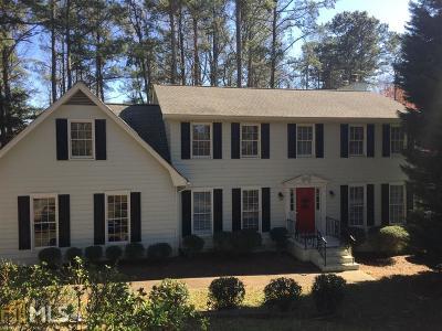 Marietta Single Family Home New: 4290 Post Oak Tritt Rd