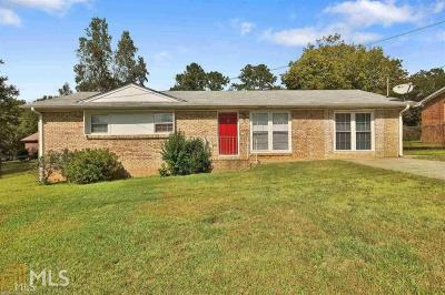 Butts County Single Family Home New: 146 Cindy St