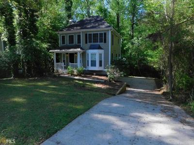Rex Single Family Home Under Contract: 3305 Weathered Wood Way