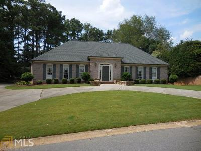 Marietta Rental New: 4911 Hampton Cir