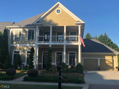 Loganville Single Family Home New: 560 Warm Springs Ct