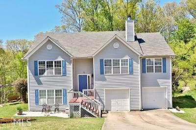 Flowery Branch Single Family Home Under Contract: 3852 Valley Creek Dr