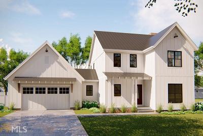 Dawson County Single Family Home For Sale: Perimeter Rd #Tract 2
