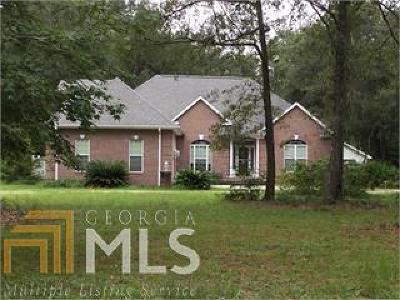 Kingsland Single Family Home New: 180 S Alvah Brazell Rd