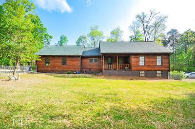 Stockbridge Single Family Home New: 1658 Fairview Rd