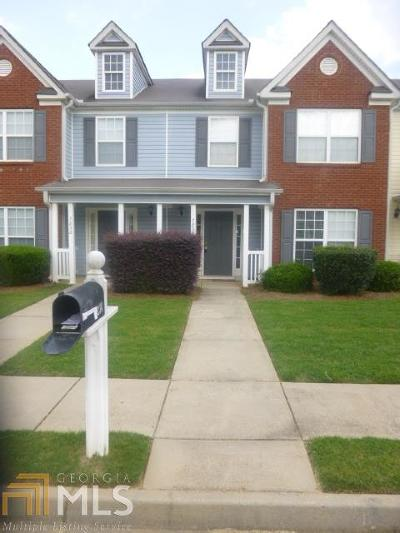 Clayton County Condo/Townhouse Under Contract: 7234 Georges Way