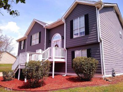 Jasper Single Family Home Under Contract: 141 Little Creek Dr #15
