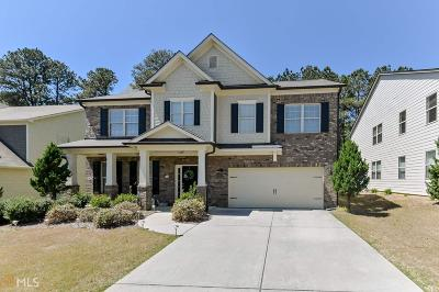 Acworth Single Family Home New: 815 Gold Ct