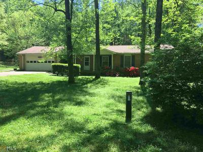 Winder Single Family Home Under Contract: 951 Dogwood Trl