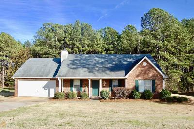 Covington Single Family Home Under Contract: 105 Oak Hill Dr