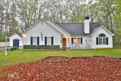 Dawsonville Single Family Home Under Contract: 249 Golden Ridge Ct