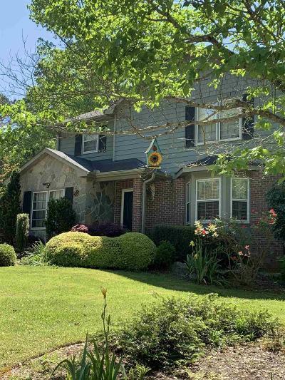 Covington Single Family Home New: 105 Tall Oak