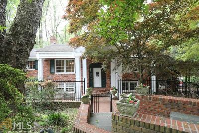 Atlanta Single Family Home New: 645 Amberidge Trl