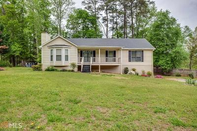 Powder Springs Single Family Home New: 3614 Whitfield Way