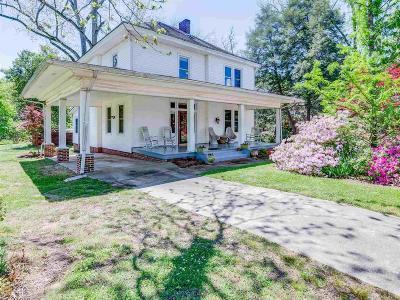 McDonough Single Family Home New: 115 Lawrenceville