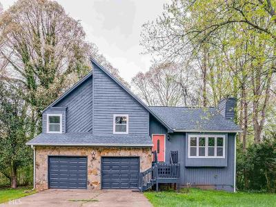Decatur Single Family Home New: 4621 Dogwood Farms