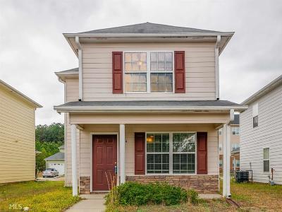 Covington Single Family Home New: 6124 Ruth