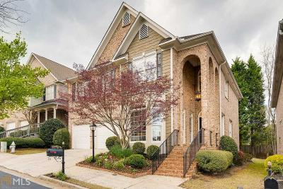 Atlanta Single Family Home New: 1176 Dunwoody Village Dr