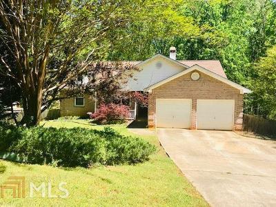 McDonough Single Family Home New: 198 Ashley Dr