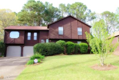 Acworth Single Family Home Under Contract: 2972 Cedar Mill