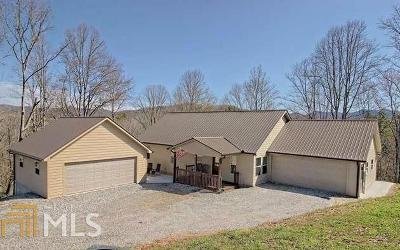 Blairsville Single Family Home For Sale: 693 Crestwood Dr