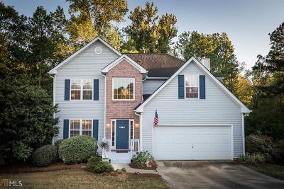 Loganville Single Family Home Under Contract: 654 Weaver Falls Ct #3
