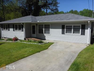 Marietta Single Family Home New: 2492 Wayne St