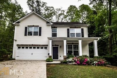 Smyrna Single Family Home Under Contract: 5181 Heather Rd