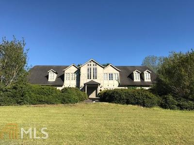 Fayetteville Single Family Home Under Contract: 100 Pebble Beach