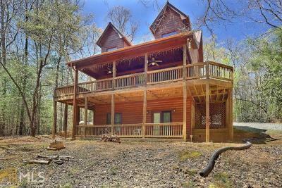 Blue Ridge Single Family Home New: 1850 Wits End Way