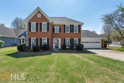 Alpharetta Single Family Home New: 12700 Concord Hall Drive