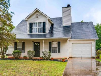 Griffin Single Family Home New: 1703 Park Cir
