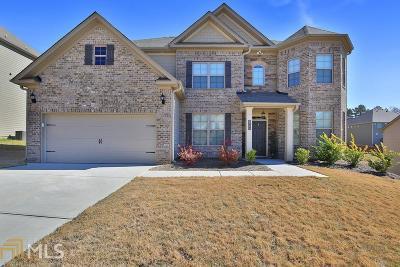 Loganville Single Family Home New: 3740 Casual Ridge Way