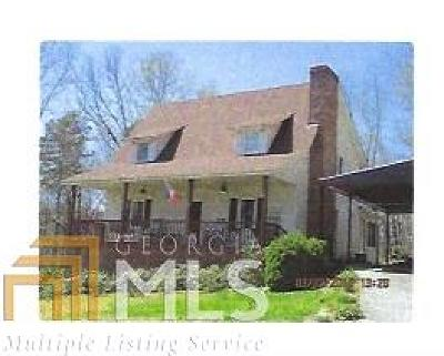 Cartersville Single Family Home Under Contract: 62 Shady Oak Ln
