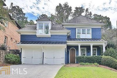 Kennesaw GA Single Family Home New: $479,900