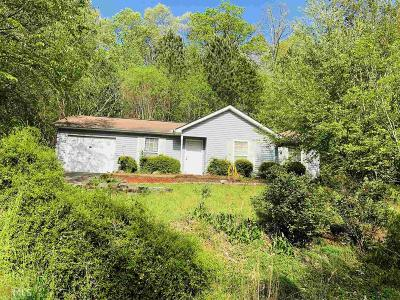 Flowery Branch Single Family Home New: 6824 Summit View Dr