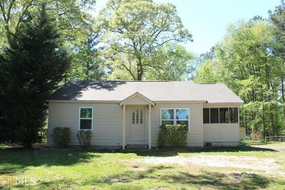 Douglas County Single Family Home New: 591 Little Rd