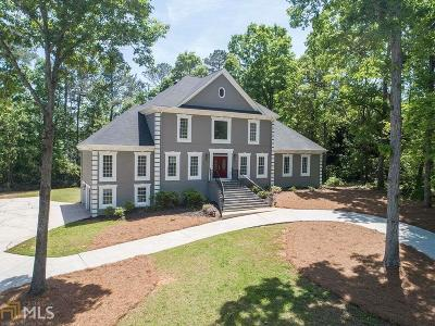 McDonough Single Family Home New: 117 Darwish Dr