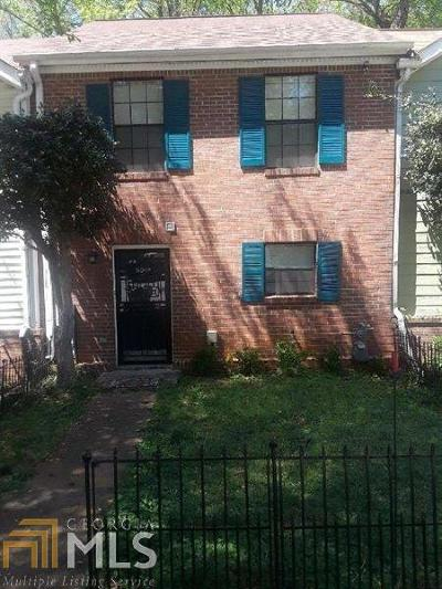 Smyrna Condo/Townhouse Under Contract: 5003 Pat Mell Pl