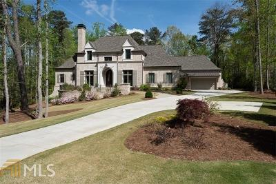 Walton County, Gwinnett County, Barrow County, Hall County, Forsyth County Single Family Home For Sale: 3760 N Berkeley Lake Rd