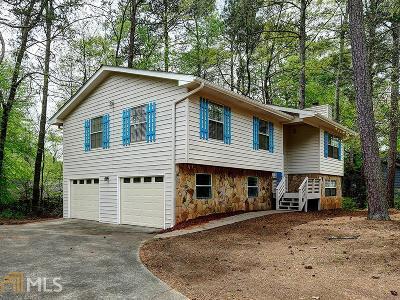 Marietta Single Family Home New: 2648 Smoke House Pl