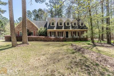 Haddock, Milledgeville, Sparta Single Family Home For Sale: 138 Northwoods Dr