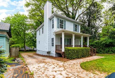 Kirkwood Single Family Home New: 2274 Memorial Dr