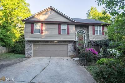 Austell Single Family Home New: 3200 Oak St