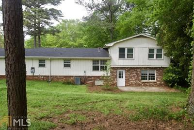 Conyers Single Family Home New: 899 Sugar Creek Dr