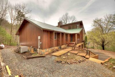 Blue Ridge Single Family Home Under Contract: 355 Swiss Ln