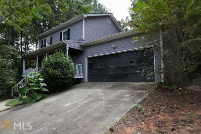 Conyers Single Family Home New: 727 Deering Rd